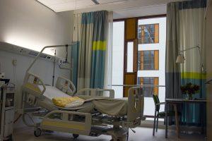 hospital admittance